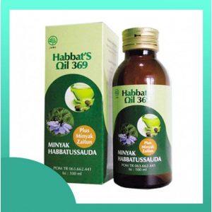Habbats Oil 369 Image