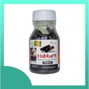 Habbats Kapsul 200 Image