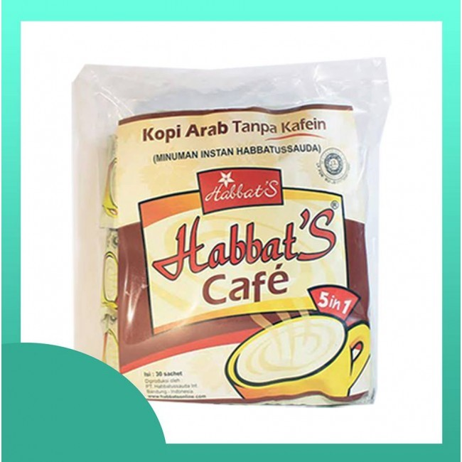 Habbats Cafe Bag Image