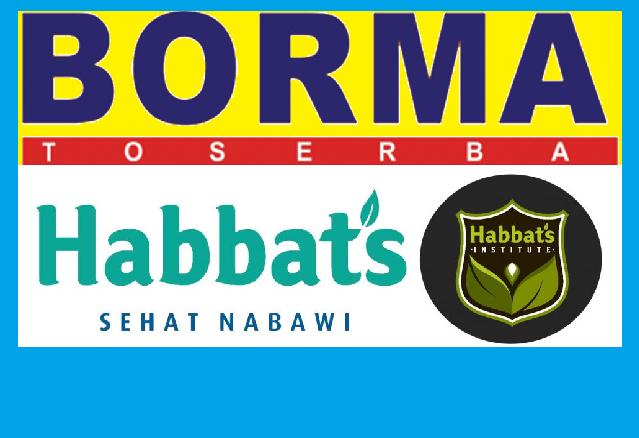 PRODUK HABBAT'S HADIR DI TOSERBA BORMA