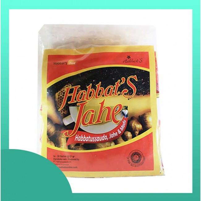 Habbats Jahe bag Image
