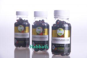 Habbatussauda Oil Soft Capsul 100 Image
